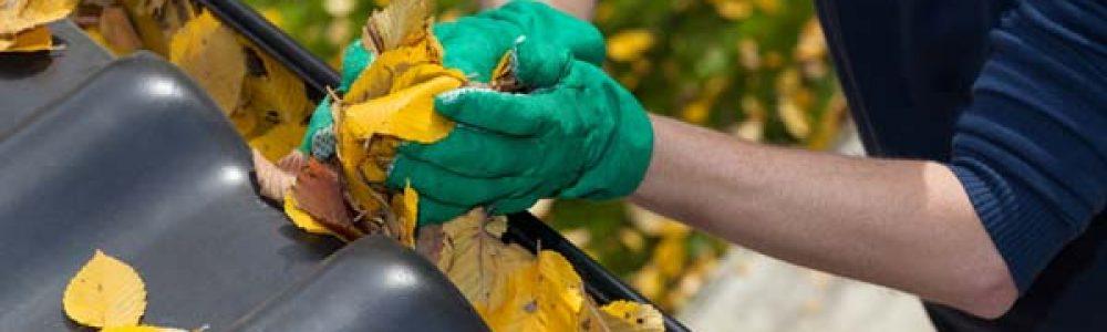 Comment nettoyer une gouttière ou un chéneau