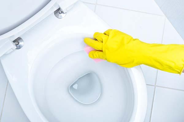 Comment nettoyer et désinfecter des toilettes