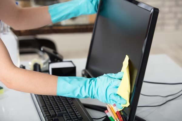 Comment nettoyer un écran d'ordinateur