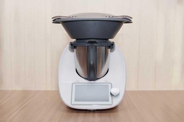 Comment nettoyer un robot de cuisine
