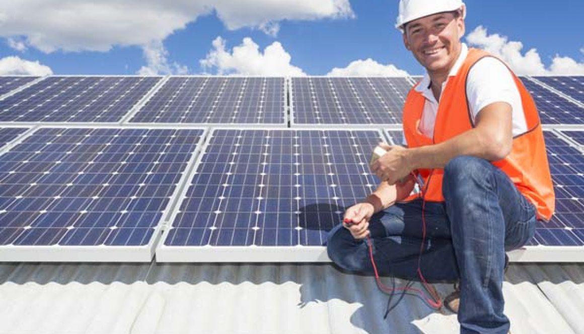 Comment vérifier le bon fonctionnement d'un panneau photovoltaïque